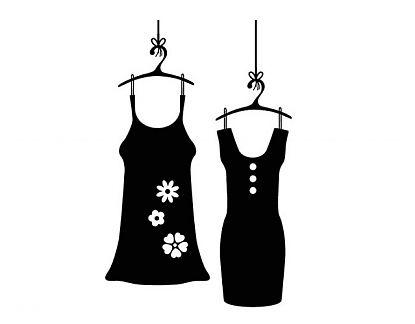 Vinilos De Moda.Vinilos Adhesivos Sobre Moda Para Decoracion De Armarios