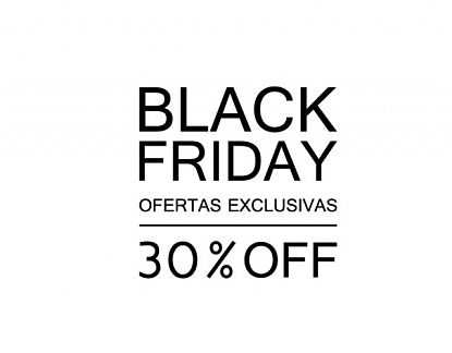 BLACK FRIDAY - Vinilo decorativo escaparates tiendas - Vinilos para escaparates y tiendas personalizados  06626