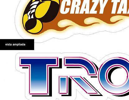 Stickers Consolas Y Videojuegos Coleccion De Logos 7 01135