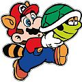 Sticker Adhesivo Super Mario Bros
