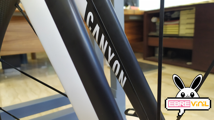 canyon bike vinilos