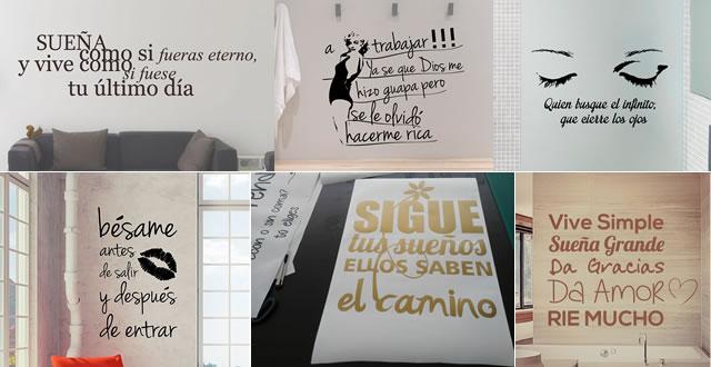 Tienda online de vinilos decorativos stickers wall art for Programa para decorar habitaciones online