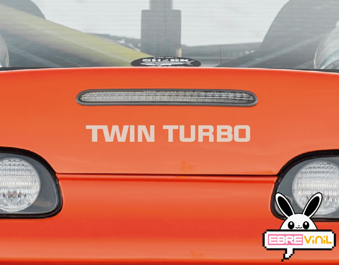 vinilo twin turbo