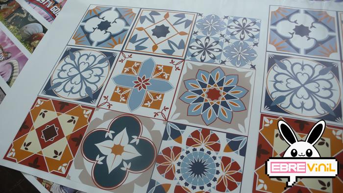 Tienda online de vinilos decorativos stickers wall art decoraci n - Cubrir azulejos bano ...