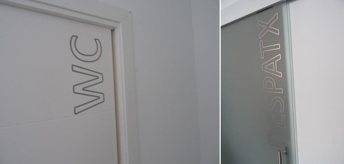 Los mejores vinilos decorativos - Vinilo puerta cristal ...